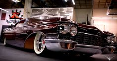 See the story of the 1960 Copper Caddy by Kindig-It Designs