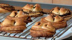 Pluszki - bułki drożdżowe French Toast, Muffin, Food And Drink, Sweets, Baking, Breakfast, Recipes, Brot, Bakken