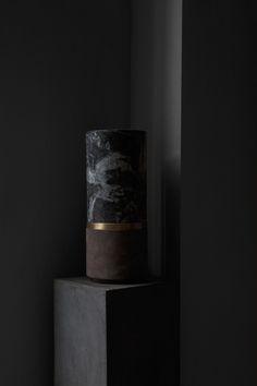 Product photography of Michaël Verheyden vase for Studio Oliver Gustav.