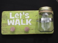 """Handmade  1 Pint Mason Jar Measures: 6"""" x 12"""" x 1"""" Ships Within the US We Accept Pay Pal Sale Price: $30.00 + Shipping"""