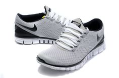 huge discount 0a7fd d7c33 Mujer Free Run 3 Respirable Lumiere Gris Negro