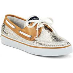 Sperry Top-Sider Bahama Boat Shoe ($75) ❤ liked on Polyvore