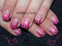 Pink again by winternikki - Nail Art Gallery nailartgallery.nailsmag.com by Nails Magazine www.nailsmag.com #nailart