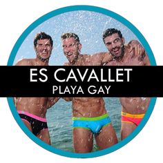 #GayToursIbiza offers you this tour to enjoy the most famous #gaybeach in Ibiza with no worries.   Join this great #gaytour that will take you with our exclusive transport to enjoy a relaxing day having a swim and soaking up the sun in the most renowned gay beach internationally, #EsCavallet, home of the most #LGBT #beachbar in #Ibiza, the #Chiringay. +Info & Bookings: http://www.gaytoursibiza.com/gay-tours-ibiza-gay-beach-es-cavallet-tour/