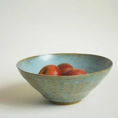 Fruit Bowl Ceramic van JenniOhCrafts op Etsy