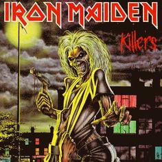 Killers | Community Post: Os Eddies Do Iron Maiden De Um Jeito Que Você Nunca Viu