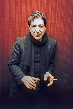 "cohenyearsphotos: "" From Leonard Cohen – Titan der Worte by Christof Graf. Photo by Christof Graf. Year unknown. """