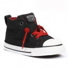 Kid s Converse All Star Street Mid-Top Shoes a0dce24f0