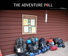 The AJ Poll: What's the best thing about backpacking? Vote here to win Smith Cornice sunglasses: http://www.adventure-journal.com/2014/06/the-aj-poll-whats-the-best-thing-about-backpacking/