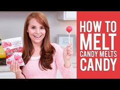 How to melt your Candy Melts nice and smooth. Tutorial on my tips and tricks to getting candy melts nice and smooth and ready for cake pops. (This video is n. Cake Pop Icing, Cake Mix Cupcakes, Cupcake Cookies, Royal Icing, Cake Decorating Techniques, Cake Decorating Tips, Wilton Candy Melts, Modeling Chocolate, Melt Chocolate
