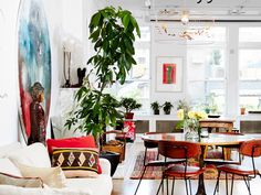 10+Smart+Tips+for+Decorating+on+a+Budget+via+@MyDomaine