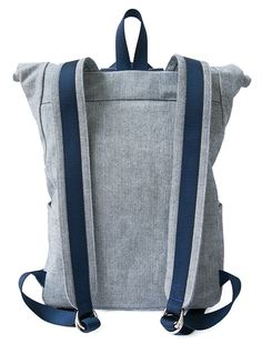 The Desmond Roll Top Backpack Pattern