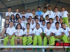 Este es el grupo que nadadores con aletas que representó al Cauca y logró el título del Festival Interligas que se cumplió en Girardot. / Suministrada - El Nuevo Liberal.