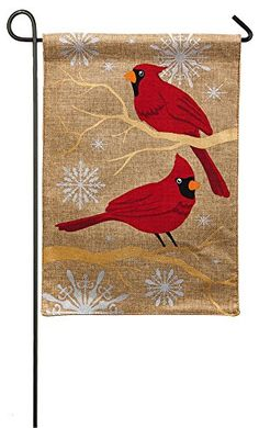 Feathers and Snow Garden Flag * Find out more about the great product at the image link.