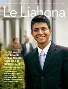 Le Liahona_ Français / French. October 2013 Edition- Free PDF download