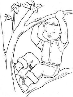 Coloring Book~Outdoor Fun - Bonnie Jones - Álbumes web de Picasa