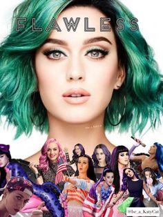 Katy Perry sigh