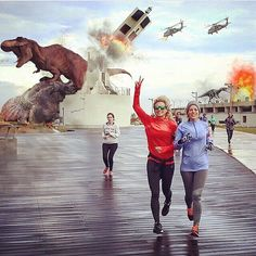 OMG !! if the Apocalypse comes run fasterrrr     via @roco_runs by @carlostherunner  Follow us and Tag #wonderfulrunning for a chance to be featured!