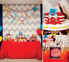 Great Dr Suess First Birthday
