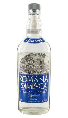 Romana Sambuca Liquore Classico, Italy