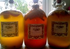 Traditional Mead. (Honey wine) - love the fact you have to add 24 raisins !!!