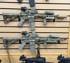 Guns of Mark Owen SEAL