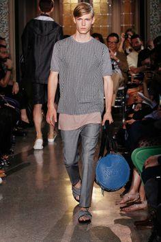 No. 21 SpringSummer 2015 Collection - Milan Fashion Week - DerriusPierreCom006