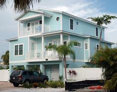 aqua beach house.