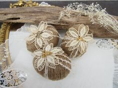 Handmade- styrofoam rustic easter eggs. They would make a wonderful addition to your holiday decor or a unique addition to any Easter Basket! They