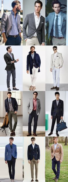 Men's Smart-Casual Outfit Inspiration - The Oxford Button-Down Shirt