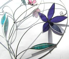 flower and wire view 2