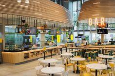 Kitchen Loft by Manic Design Singapore