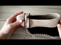 Belt, Youtube, Accessories, Shoes, Fashion, Crochet Sandals, Crochet Shoes, Crochet Bikini, Fuzzy Slippers