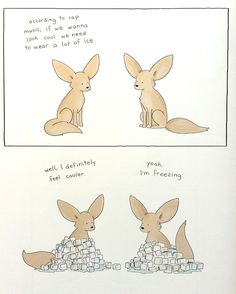 Adorably Awkward Animals by Liz Climo - My Modern Met