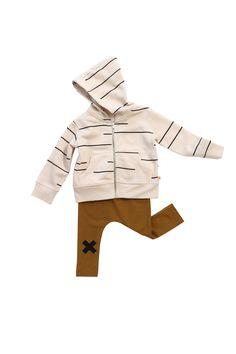 Tinycottons fleece lined hoodie sweatshirt.