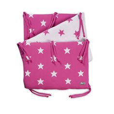 Bumber Star - fuxia  By Baby's Only - www.babysonly.nl