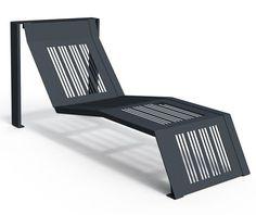 guyon transat basik mobilier outdoor mobilier exterieur / guyon basik deck chair outdoor furniture Deck Chairs, Floor Chair, Decks, France, Urban, Flooring, Stylish, Design, Furniture