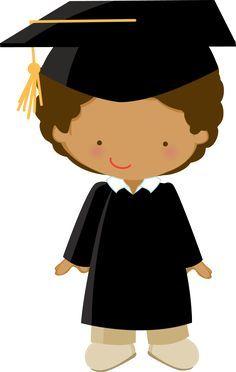 Imágenes de niños graduados