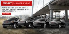 GMC is the sponsor of the #GMCNYC event.
