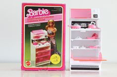 Barbie dream furniture collection - TE KOOP bij Zolderwinkel.nl