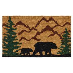 Bear Country Doormat