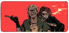 i finished mgsv and unsurprisingly the kids are my favorite lol, thats just me! Snake Metal Gear, Metal Gear Solid, Revolver Ocelot, Apocalyptic Clothing, Gear Art, Gears, Character Art, Anime, Geek Stuff