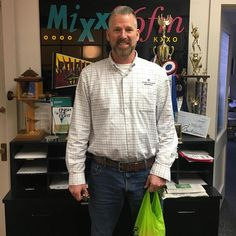 Congratulations to prize winner, Keith! #mymixx96