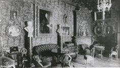 Inside of the Jaungulbenes castle