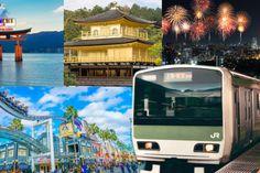 18 Kippu: Viaje pelo Japão gastando pouco! Conheça o bilhete da juventude, e vá de Osaka até Tóquio por apenas 2,370 ienes! 18 Kippu, uma maneira bem econômica de viajar de trem pelo Japão!
