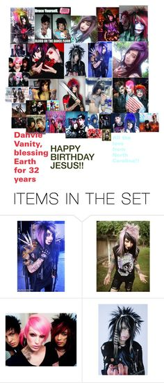 """DAHVIE VANITY!!"" by alizabeth-paine on Polyvore featuring art"