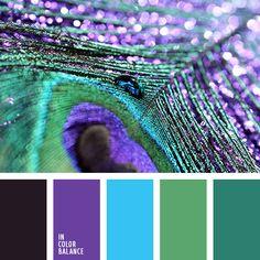 голубой и зеленый, голубой и салатовый, голубой и сиреневый, голубой и фиолетовый, зеленый и голубой, зеленый и салатовый, зеленый и сиреневый, зеленый и фиолетовый, пурпурный, салатовый и голубой, салатовый и зеленый, салатовый и