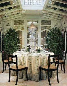 Hydrangea Hill Cottage: Conservatory Living