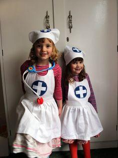 sewpony - nurse nancy outfits
