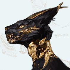 Creature Concept Art, Creature Design, Fantasy Creatures, Mythical Creatures, Character Inspiration, Character Art, Beast Creature, Pretty Art, Character Illustration